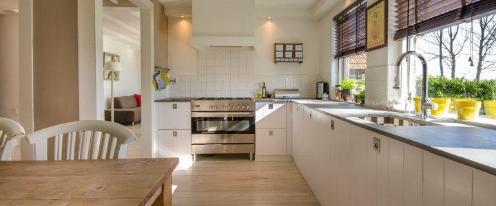 Erstellen einer stilvollen Küche